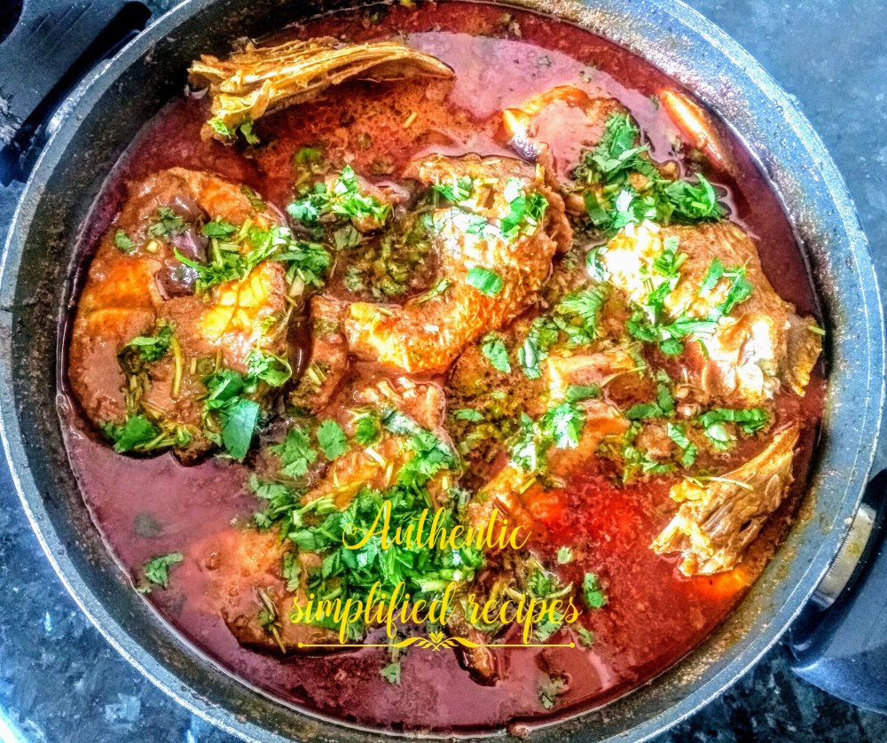 Konkani Fish Curry – Finger licking Flavours
